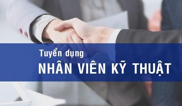 Tuyển Nhân Viên Kỹ Thuật Sửa Máy Tính Hcm Lương Cao
