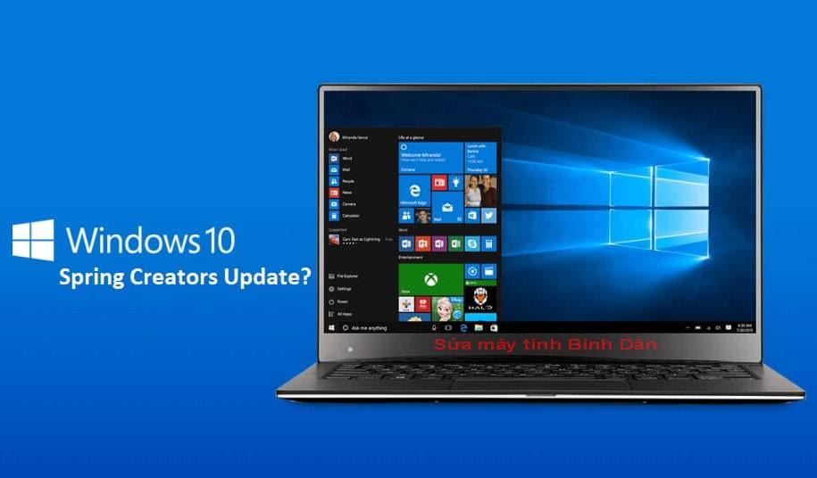 Tải ۩ Download Windows 10 Spring Creator Mới Nhất 2018