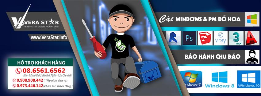 Sửa máy tính quận Tân Phú