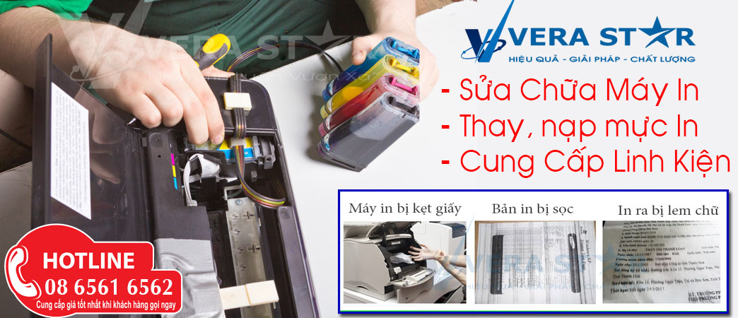 dich vu sua chua may in vera star