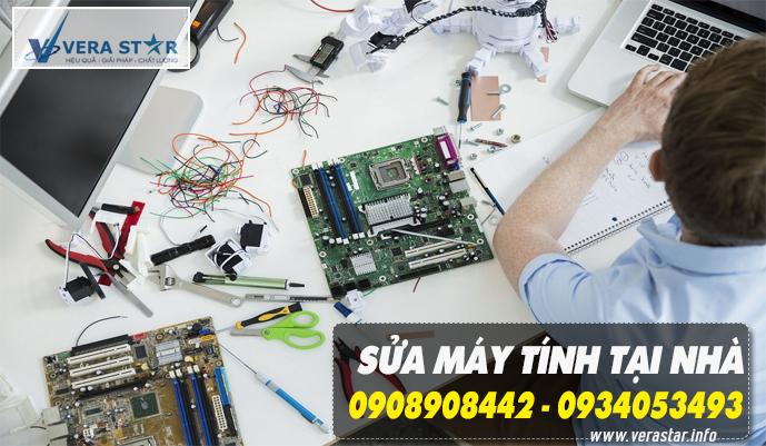 Dịch Vụ Sửa Máy Tính Đường Phạm Văn Đồng Quận Gò Vấp