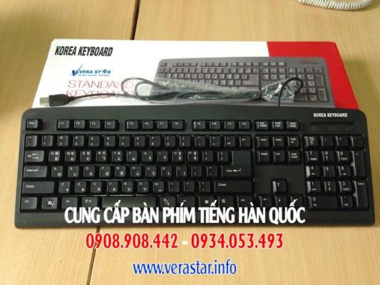 BAN PHIM TIENG HAN